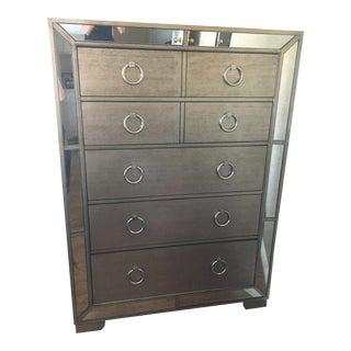 Z Gallerie Silver Dresser