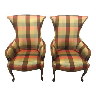 Henredon Hourglass Chair - A Pair