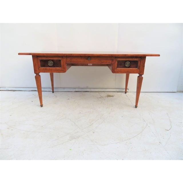 Baker Italian Writing Desk - Image 2 of 9