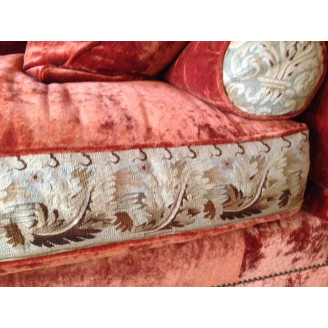 Custom Knole Sofas - a Pair - Image 4 of 4