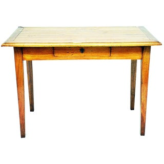 French Cherry Writing Desk