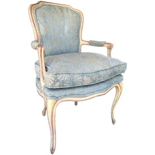 Louis XV Style Fauteuils - A Pair
