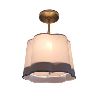 Scallop Pendant Light by Circa Lighting