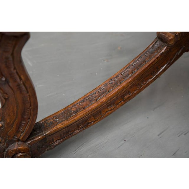 19th Century Italian Renaissance Revival Centre Table - Image 7 of 8