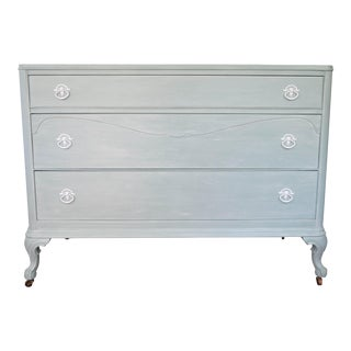 Duck Egg Blue Dresser/Changing Table