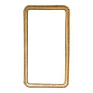 Curved Corner Mirror Frame