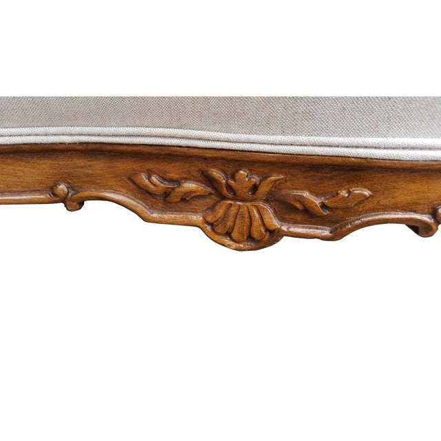 Image of French Louis XV Style Love Seat