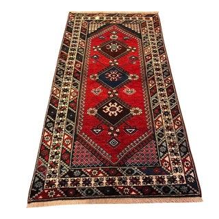 Dosemealti Anatolian Handmade Rug - 3'11'' X 7'6''