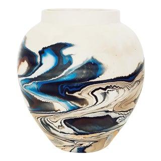 Vintage Large Nemadji Wedding Vase