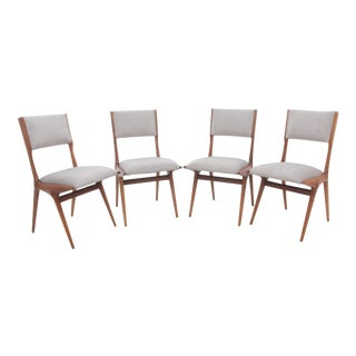 Carlo di Carli Italian Dining Chairs - Set of 4