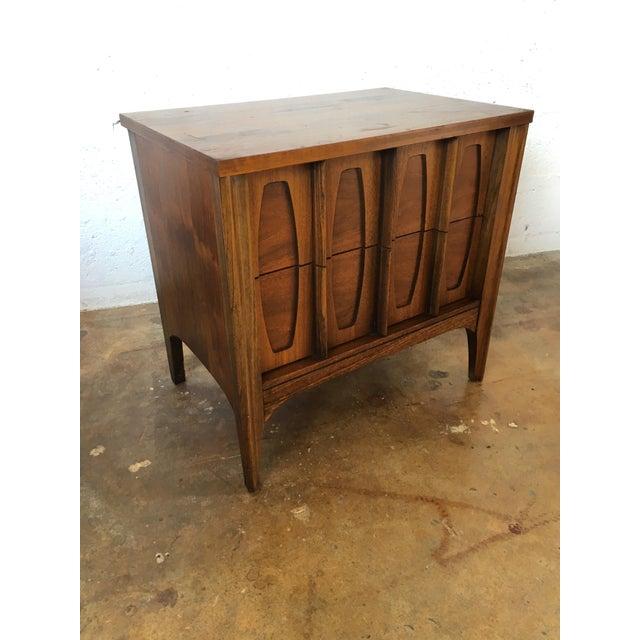 Image of Vintage Kent Coffey Mid Century Modern Nightstand