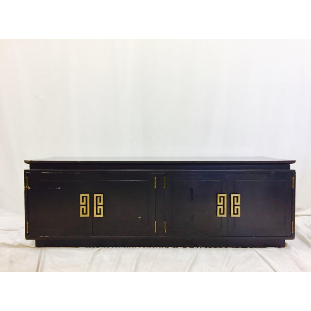Vintage Ming Style Credenza - Image 2 of 10