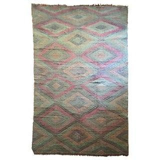 Vintage Anatolia Turkish Kilim - 6′7″ × 10′7″