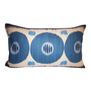 Lee Jofa Ikat Accent Pillow