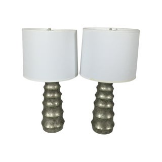 A. Rudin Modern Table Lamps - A Pair