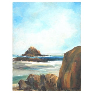 Kathleen Murray Point Lobos Carmel Painting