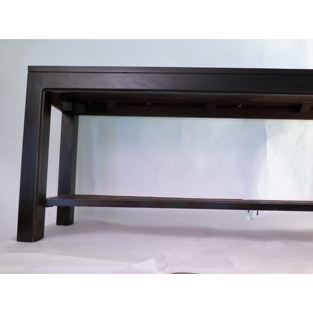 Maple Wood With Cork Embedded Top Console - Image 6 of 8