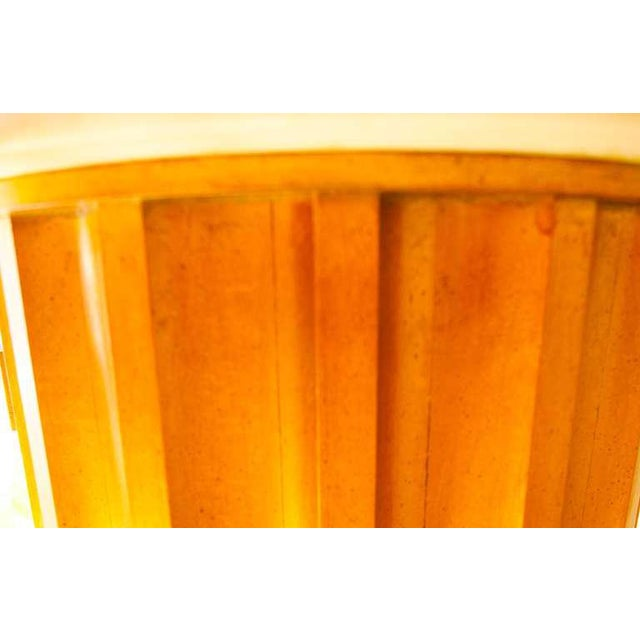 Marble Column Side Table - Image 9 of 11
