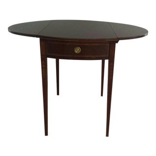 Traditional Wood Pembroke Table
