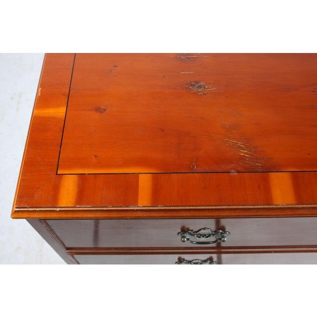 1920s Yellow Pine Dresser - Image 5 of 6