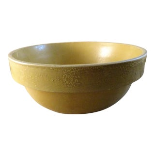 Antique Stoneware Bowl