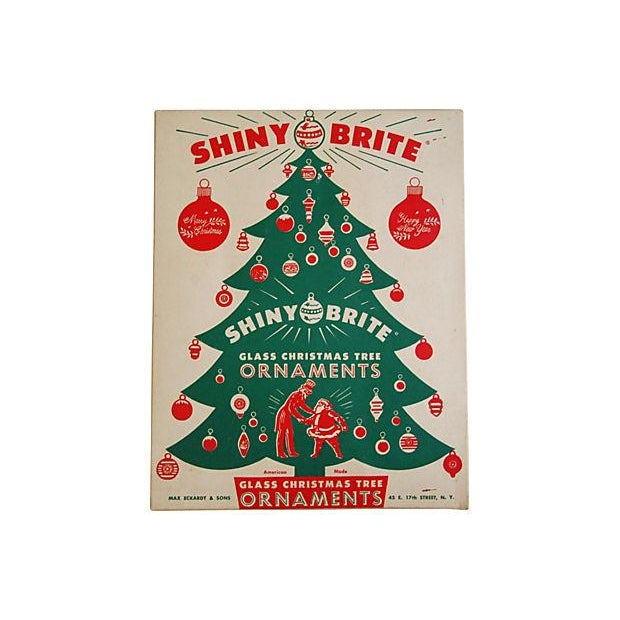 1960s Bright Christmas Ball Ornaments - Set of 12 - Image 5 of 5
