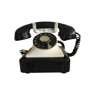 Vintage Belgium Bell Bakelite Telephone