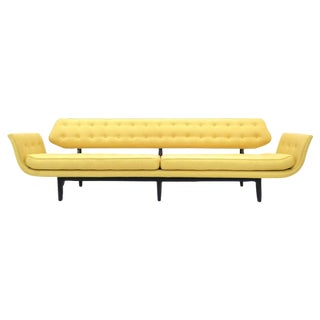 La Gondola Sofa Designed by Edward Wormley for Dunbar, 1957