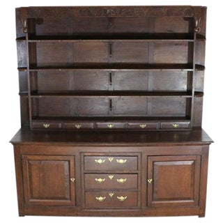 17th Century Display Cabinet