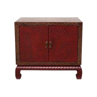 Vintage Baker Ming-Style Cabinet