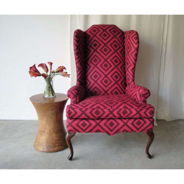 The Hicks Wingback Chair - Image 3 of 5