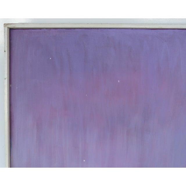 Robert Blanchard Mid-century Mixed Media Painting - Image 7 of 9