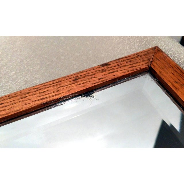 Antique Aesthetic Eastlake Tri-Fold Shaving Mirror - Image 8 of 9