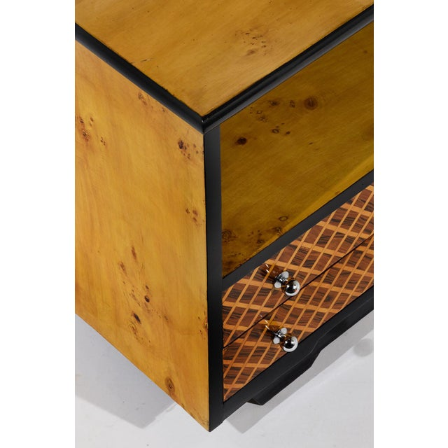 Pair of Mid-Century Modern Nightstands or Side Tables - Image 9 of 10