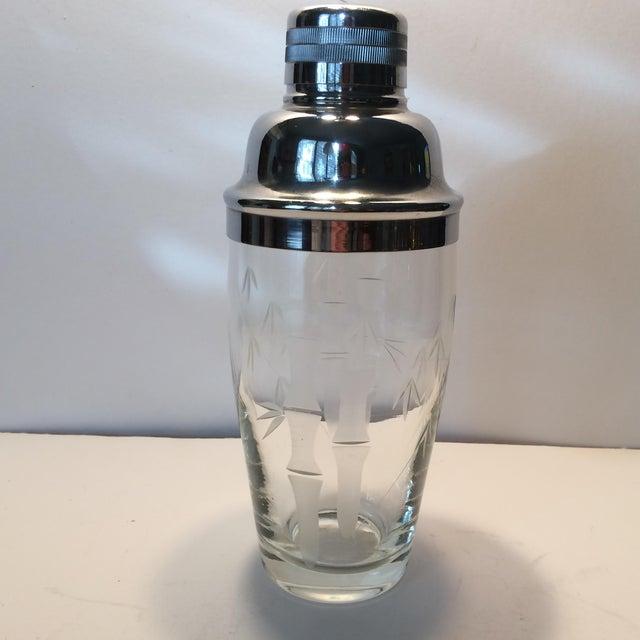 Vintage Noritake Sasaki Crystal Cocktail Shaker - Image 2 of 11