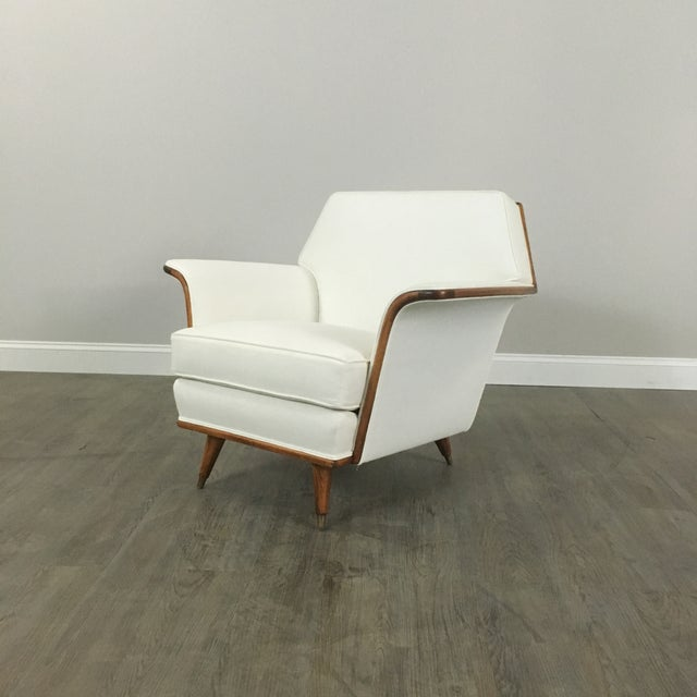Art Deco Club Chairs - A Pair - Image 4 of 11