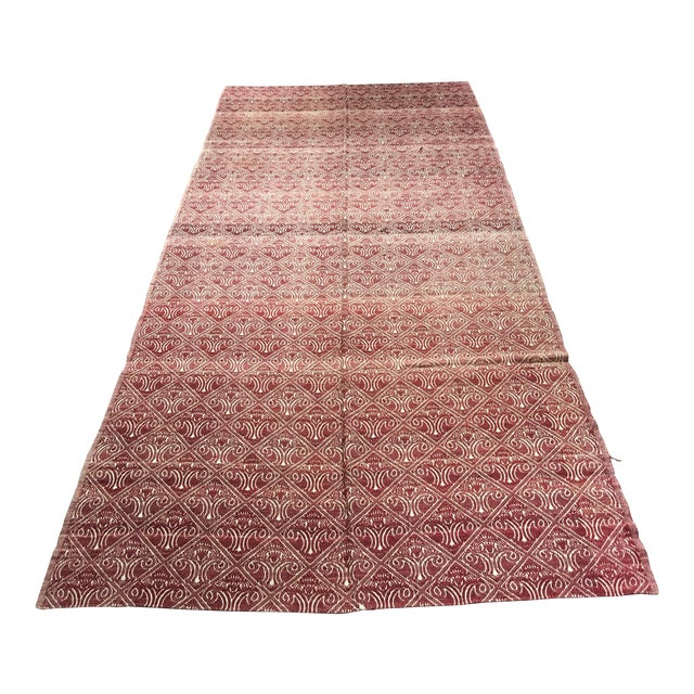 "Bellwether Rugs Turkish Flat Weave Kilim - 4'10"" X 10'5"" - Image 1 of 7"