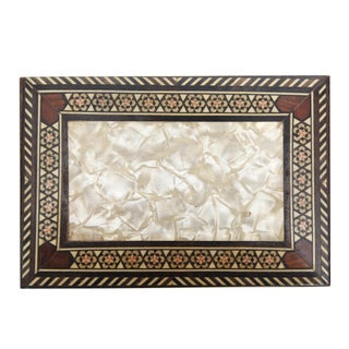 Mother of Pearl Syrian Box