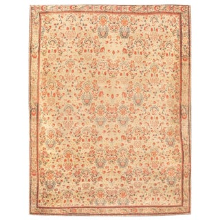 Exceptional 19th Century Persian Zili Sultan Rug