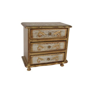 Miniature Florentine Chest
