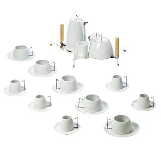 Alvaro Siza Tea Set