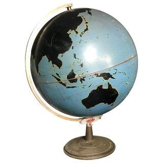 Vintage Denoyer Geppert Aviator's Globe