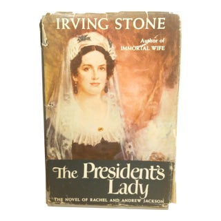 'The President's Lady' Novel
