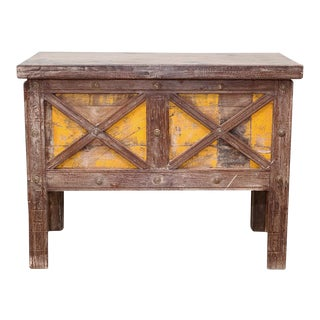 Vintage Painted Side Table