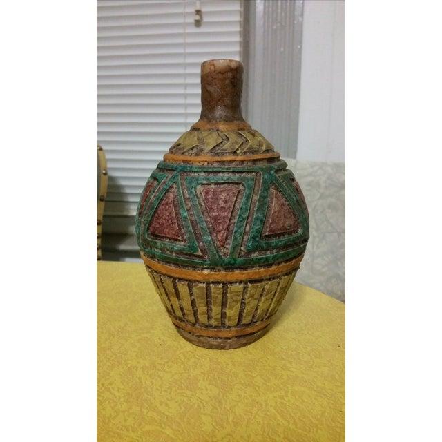 Image of Bitossi Raymor Italy Lava Glaze Vase