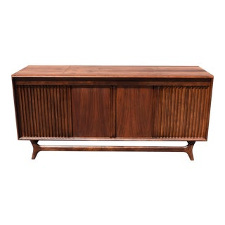 Mid-Century Packard Bell Stereo Credenza
