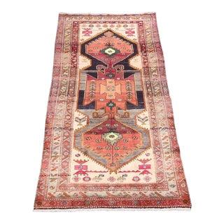 Semi Antique Malayer Persian Rug - 4′11″ × 9′6″