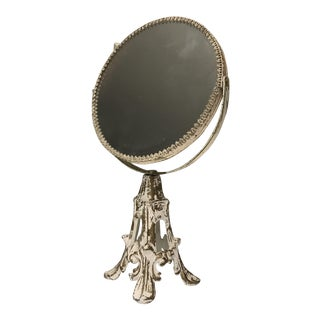 Decorative Distressed Table Top Mirror