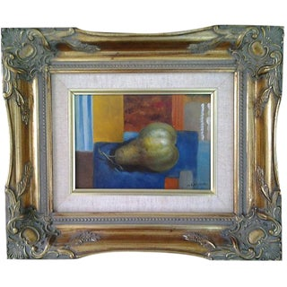 Vintage Painting - Still Life of Fruit