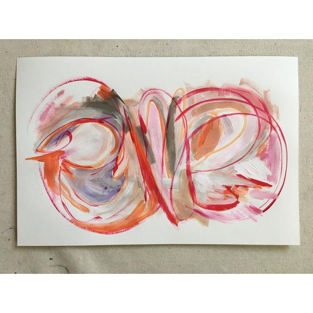 """No. 130"" Original Painting by Jessalin Beutler - Image 2 of 2"